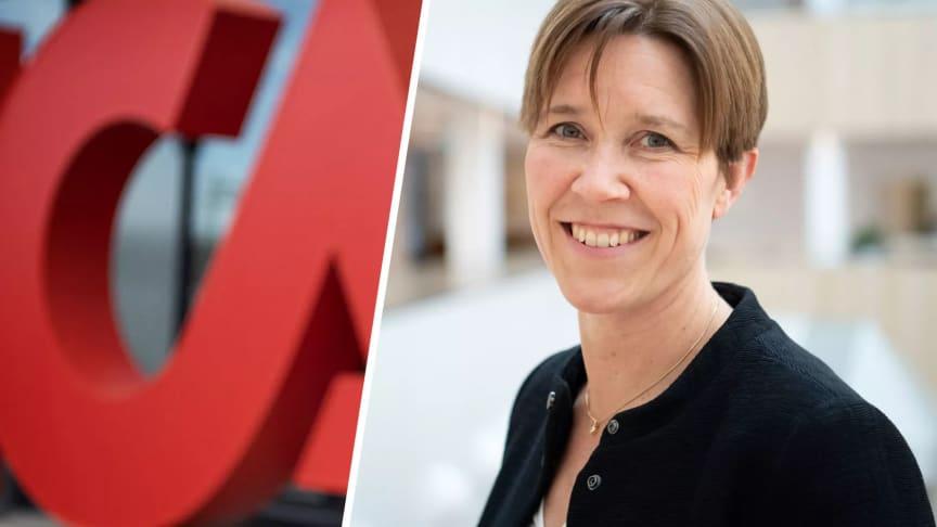 Kerstin Lindvall, hållbarhetsansvarig på Ica. Foto: Press (ICA)