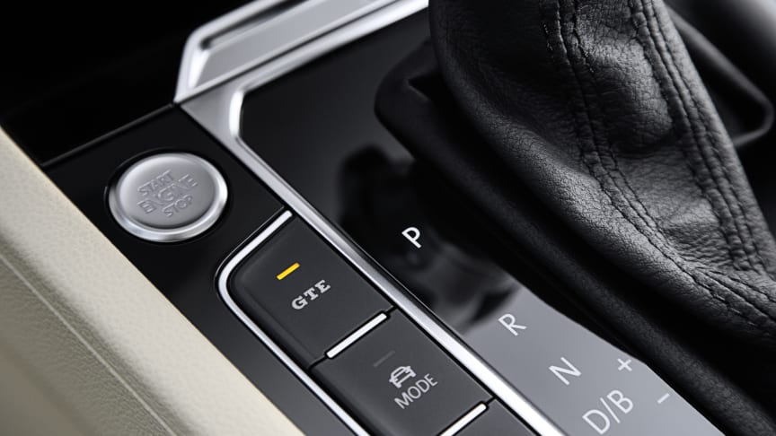 Passat GTE Limousine