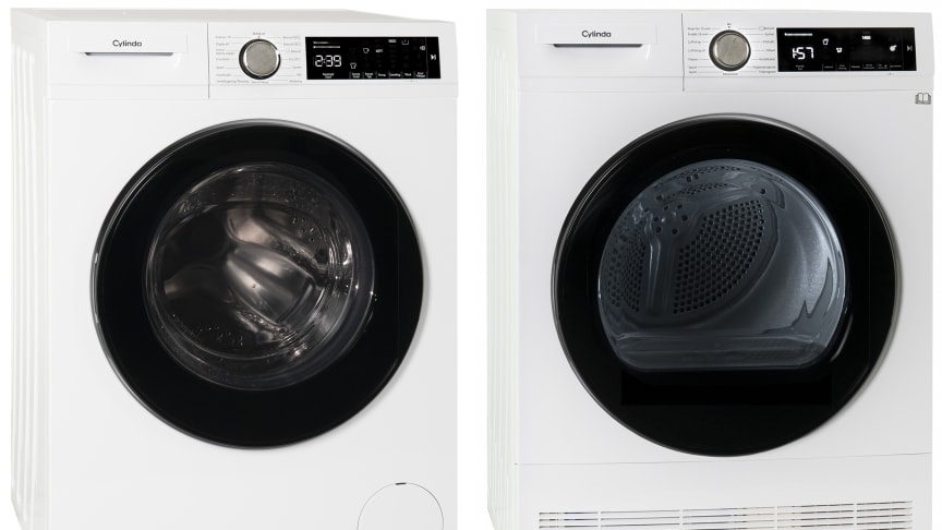 Vårt nya radarpar för tvättstugan