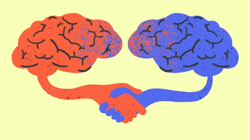 I Faktalabbet tar Expo reda på vad forskningen säger om rasism och relaterade frågor. Illustration: Agnes Florin