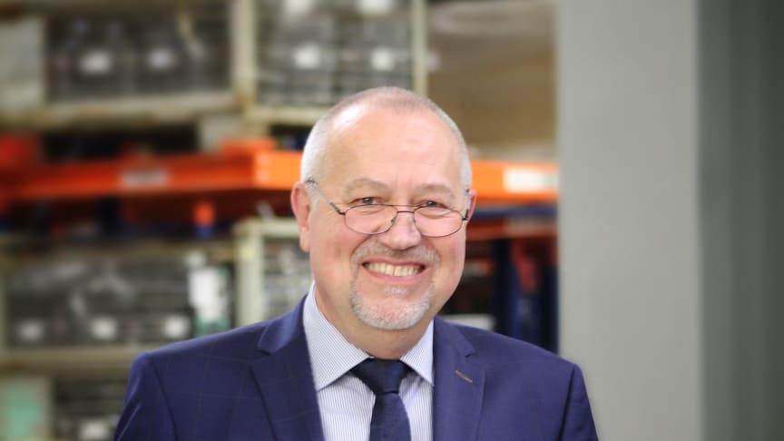 Eckhard Wersel wurde nach 19 Jahren an der Spitze des DOYMA-Vertriebs in die IWK Holding berufen