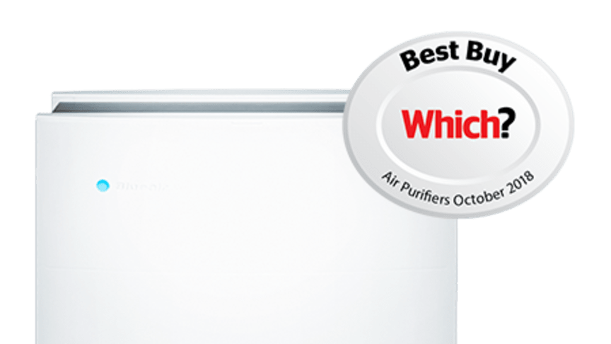 """Blueair Classic 405 awarded Which? """"Best Buy"""" for air purifiers"""