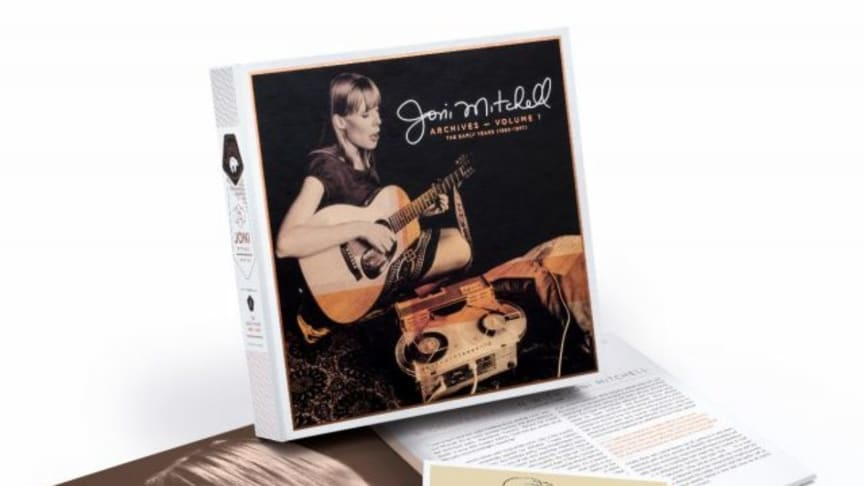 Joni Mitchell Archives Vol.1: The Early Years (1963-1967)