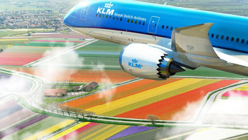 KLM väljer M&C Saatchi i Norden