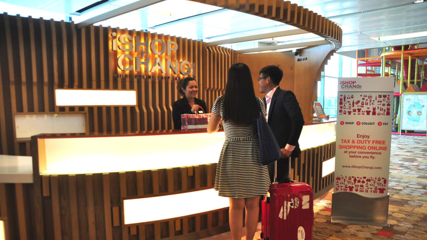 Tax and duty-free shopping at your fingertips with iShopChangi