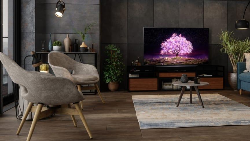 LG påbörjar global utrullning av årets nya tv-modeller