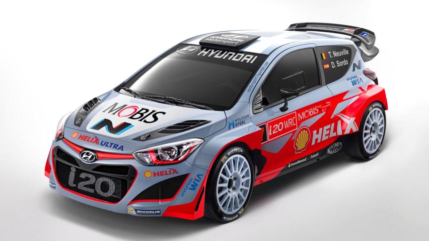 Hyundai klar for Rally Monte Carlo