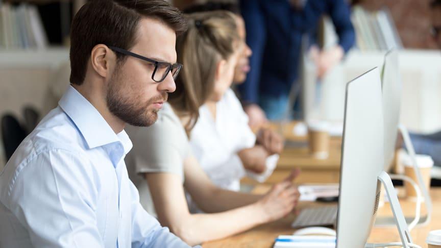 Danskerne er sig selv nærmest, når de skal vælge job. Topscoreren er fokus på forebyggelse af stress.