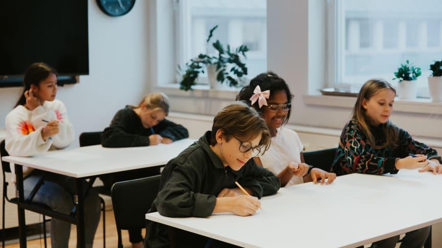Stenbecks Stiftelse går in som finansiär till Räddningsmissionens nya Communityskola i Tynnered.