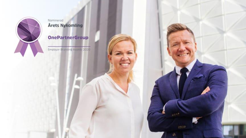 Jane Bergman och Stefan Alvarsson