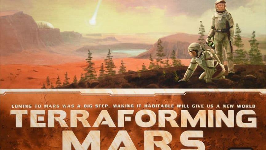 Huge news for Terraforming Mars fans! | BoardGame-News