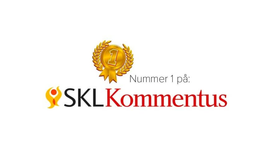 E-Tron AB är nummer 1 på SKL Kommentus