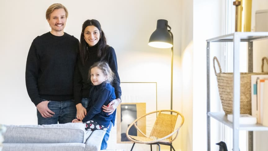Familjen Durgun Berggren