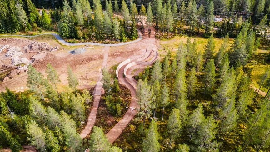 Twin Peaks blir navnet på Trysils største nyhet i høst. Foto: Andreas Fausko