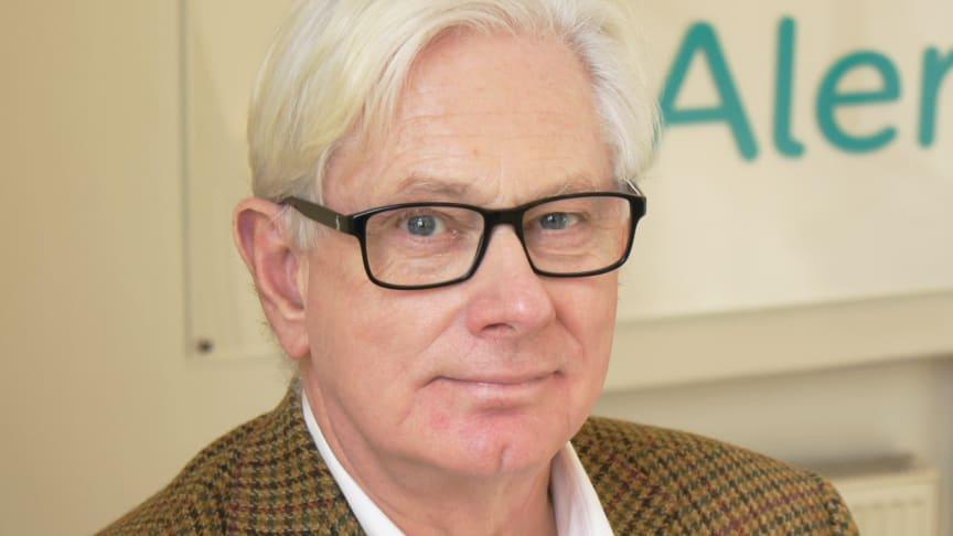 - Denna överenskommelse innebär att vi nu blir mer än dubbelt så stora inom specialistsjukvård på den svenska marknaden, säger Thomas Berglund, styrelseordförande och t.f. koncernchef i Aleris AB.