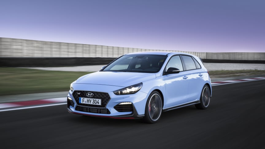 Hyundai utfordrer med sportsbil til under en halv million