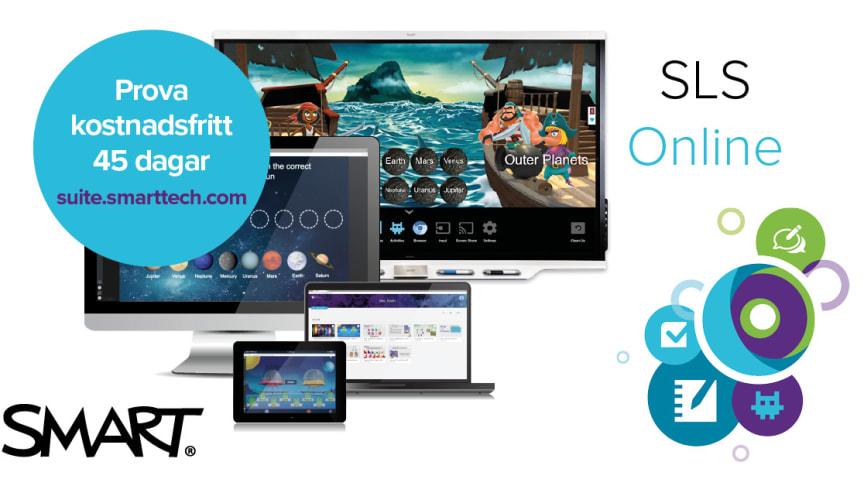 Nu går SMART Learning Suite Online