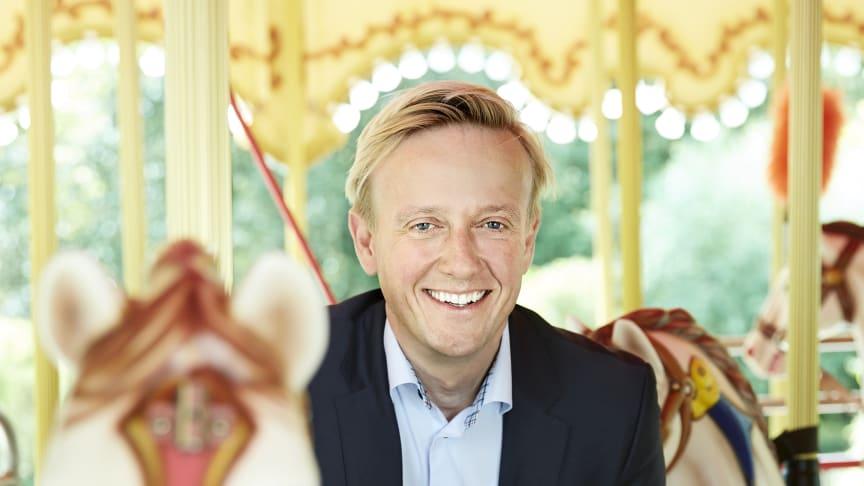 Andreas Andersen lämnar vd-rollen på Liseberg