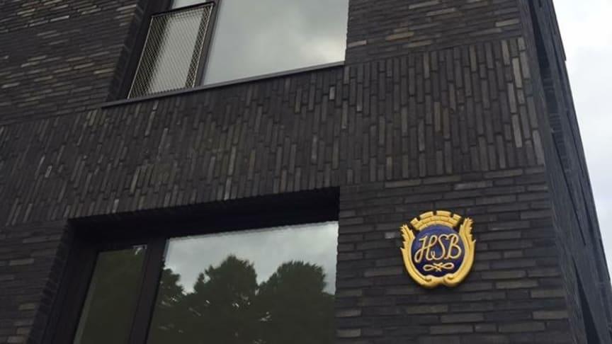 Studio 1, Örgryte Torp i Göteborg kännetecknas av en vacker fasad i svartbränt tegel. Arkitekt: Johannes Norlander