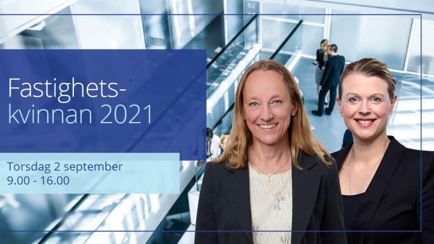 Karin Witalis, Head of Research och Christina Kämpe, Director Capital Markets och Regionchef Göteborg.