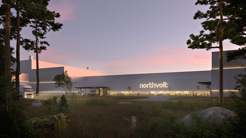 Northvolt Labs in Västerås
