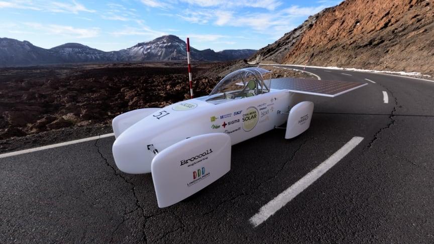 Sigma Sponsors Chalmers Solar Team in Bridgestone World Solar Challenge 2019