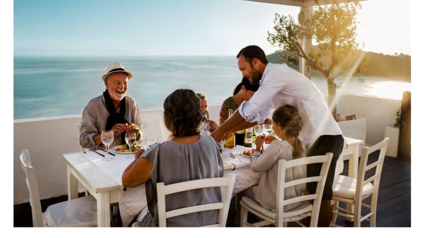 Tendens: Tre generationer rejser på ferie sammen