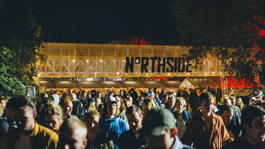 NorthSide bliver første store festival med 100 procent grøn strøm