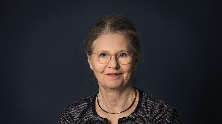 Forsens nya styrelseordförande, Eva Färnstrand. Foto: Jan Danielsson