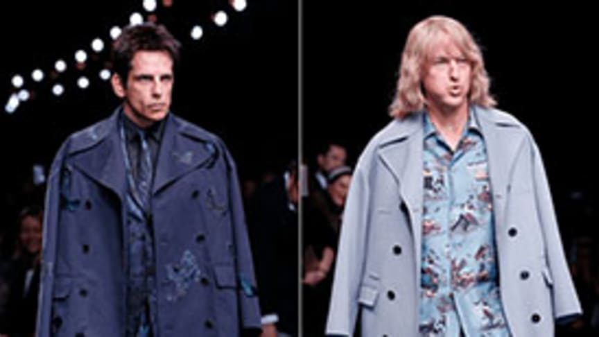 COMMENT: Is the fashion world finally getting a sense of humour?