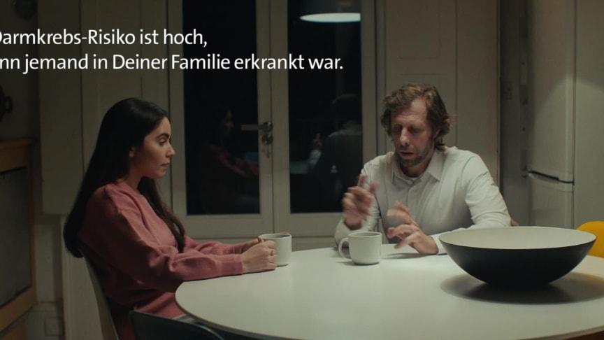 """""""Das Gespräch"""". Der neue TV-Spot der Felix Burda Stiftung / Web-Mix Cinemascope"""
