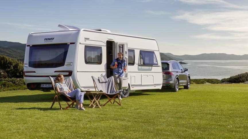 Fendt-Caravan Saison 2022 - Urlaub kann so schön sein