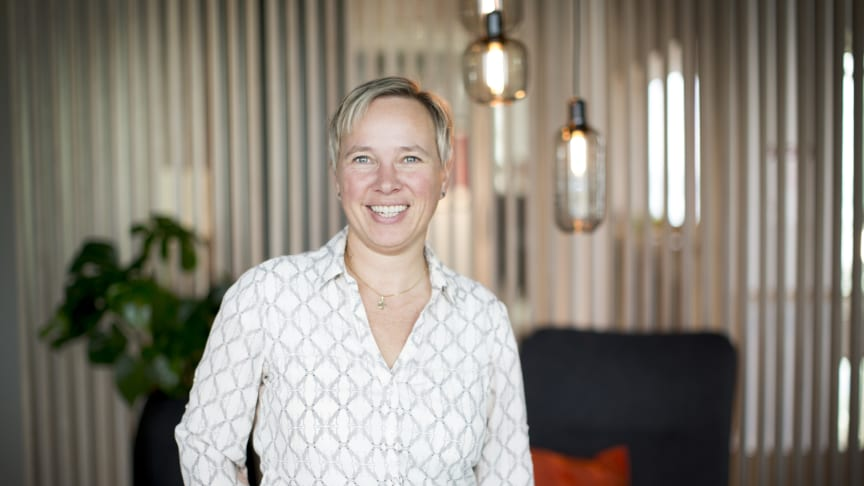 TVERRFAGLIG: Marianne Selle, Chief Digital Transformation Officer i Sopra Steria Skandinavia har ansvaret for innovasjonshuben «NEXT».