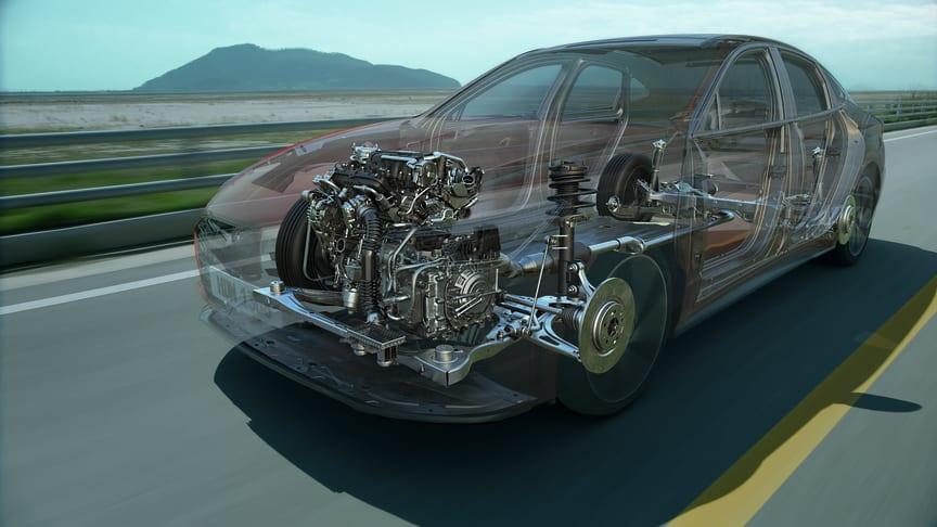 Verdens første masseproducerede CVVD-motor får debut i en ny Smartstream G1,6 T-GDi motor fra Hyundai-KIA