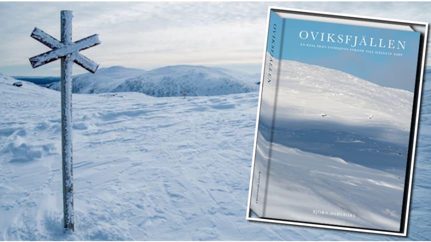 Björn Dahlfors bok om Oviksfjällen klar att beställa