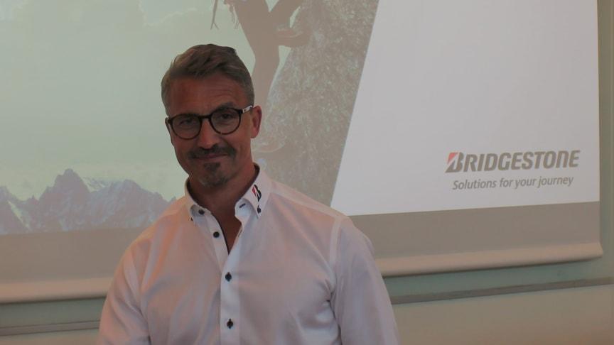 Bridgestone Centraleuropa omstrukturerar  organisationen i Finland och Norge