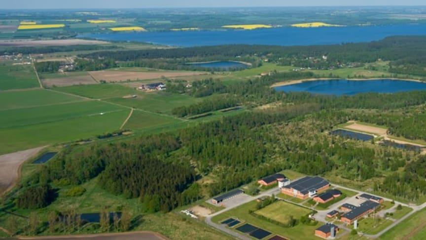 Goodtech skal bygge ut Sydvattens vannverk Vombverket sammen med Peab