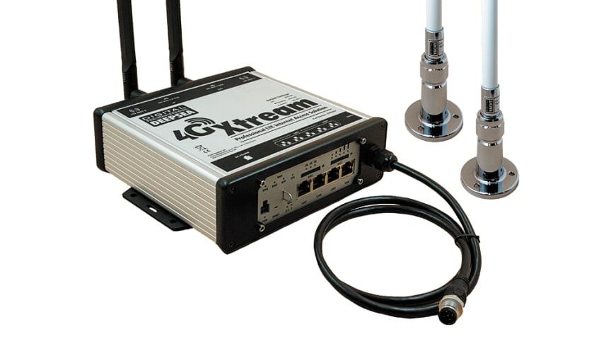 4G Xtream Internet-Lösung