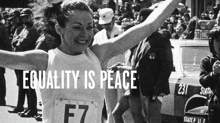 On April 19, 1967, KATHRINE SWITZER, forged the destiny of women runners in the United States and the rest of the world being the first woman to run the Boston Marathon.