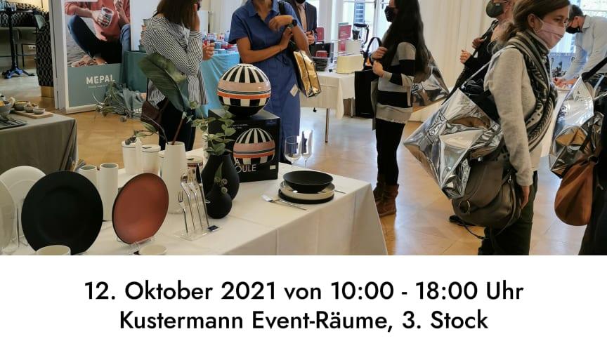Press-Day am 12.10.2021 in München