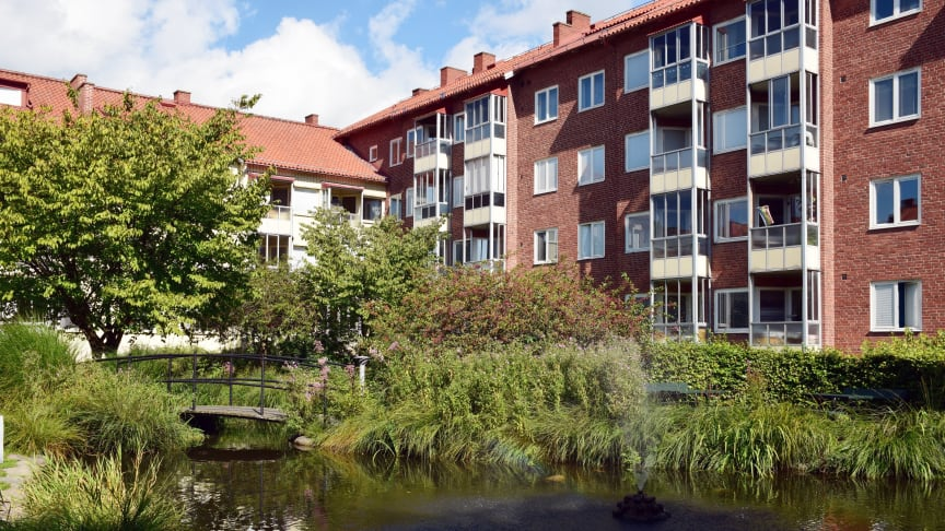 Internationell slutkonferens om grön infrastruktur hålls i Malmö