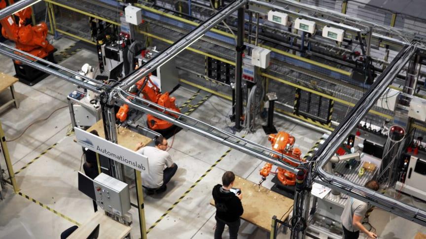 Ett vassare och mer tillgängligt Produktionstekniskt Centrum i Trollhättan ska stärka tillverkningsindustrin i teknikomställningen.