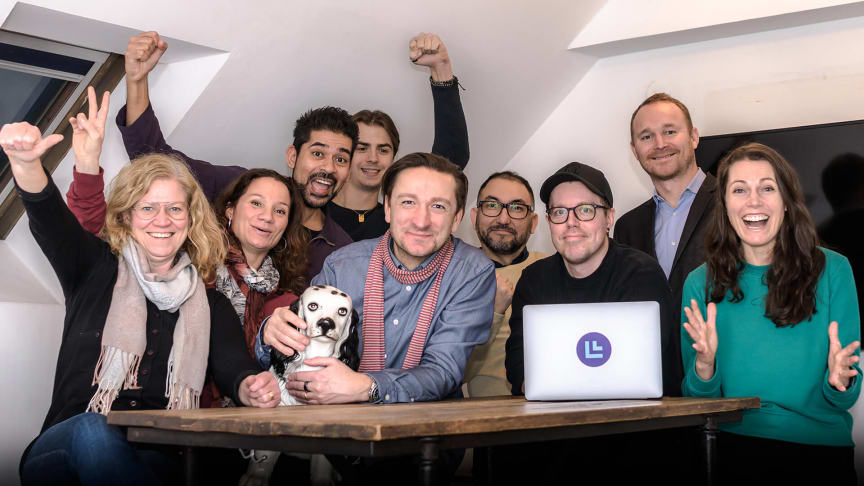 Teamet bakom Learnster