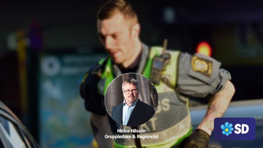 Gör Region Skånes akutsjukhusområden till paragraf 3 områden