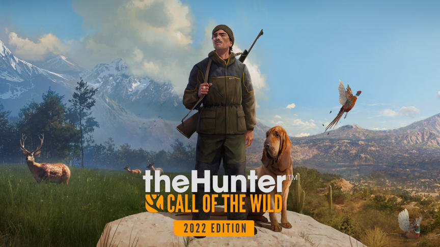 Start Your Hunting Adventure – theHunter: Call of the Wild - 2022 Edition Is Out Now