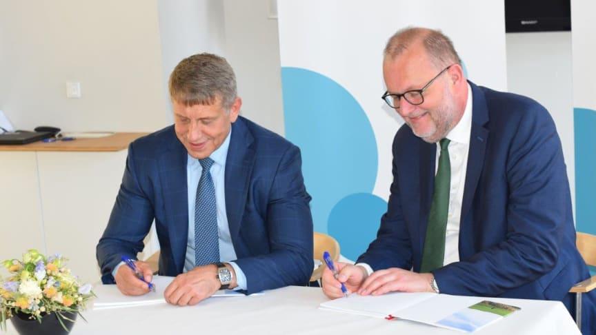 Ukraine's Minister of Energy visits Denmark