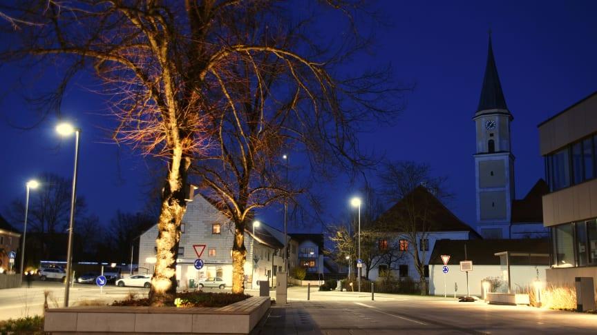 Zuverlässiges Licht von abends bis morgens. Dafür sorgt in Ergolding zukünftig das Bayernwerk.
