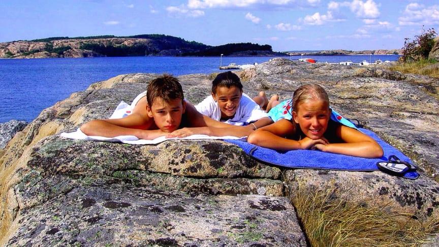 6 av 10 svenskar väljer att Sverigesemestra i sommar