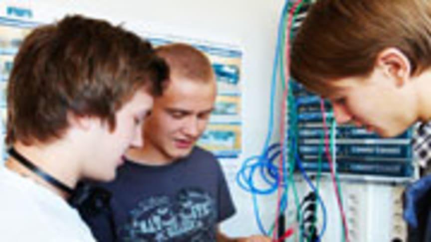 Wijkmanska gymnasiet framhålls som framgångsexempel