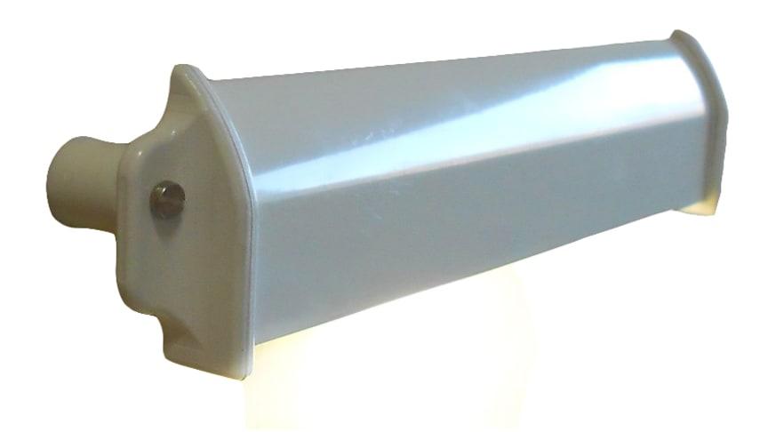 Innovativ nödbelysning för utrymningsvägar, trapphus och dörrar!
